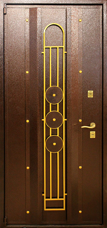 купить без отделки железную дверь в серпухове