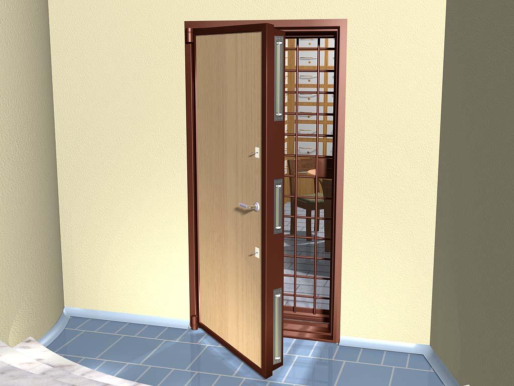 класс взломостойкости на стальные входные двери