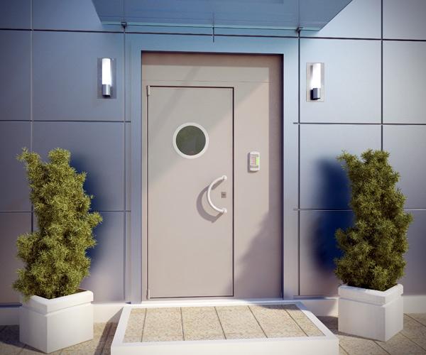 купить входную дверь нестандарт