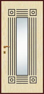 Зеркальная панель - Ранголи 1