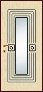 Зеркальная панель - Ранголи 3