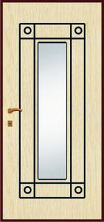 Зеркальная панель - Ранголи 4