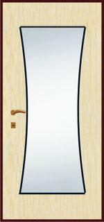 Зеркальная панель - Аллегро